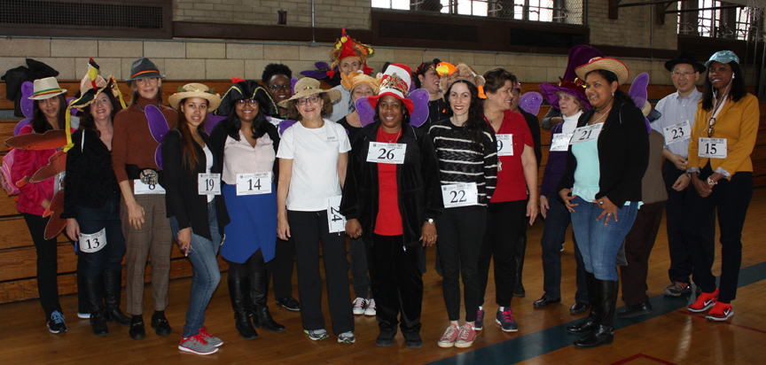 TurkeyTrot Team School of Education
