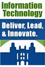 Information Technology: Deliver, Lead, Innovate.