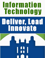 Information Technology: Deliver, Lead, Innovate