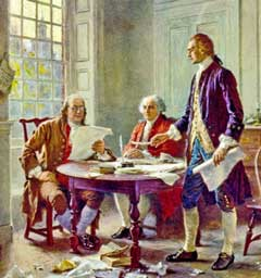 THE FOUNDING FATHERS WRITE A GRANT PROPOSAL 1